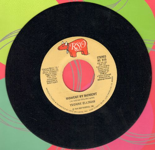 Elliman, Yvonne - Moment By Moment (from film of same title)/Sailing Ship - NM9/ - 45 rpm Records