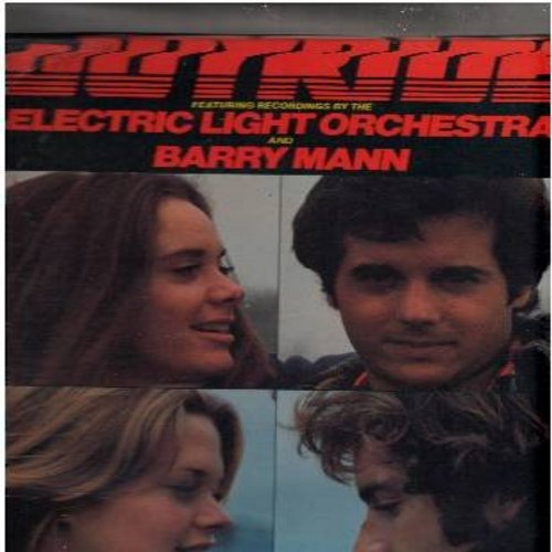 Electric Light Orchestra, Barry Mann - Joyride - Original Motion Picture Soundtrack: I Can't Get It Out Of My Head, Best That I Know How, Telephone Line (Vinyl LP record) - EX8/VG7 - LP Records