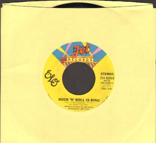 Electric Light Orchestra - Rock 'N' Roll Is King/After All - NM9/ - 45 rpm Records