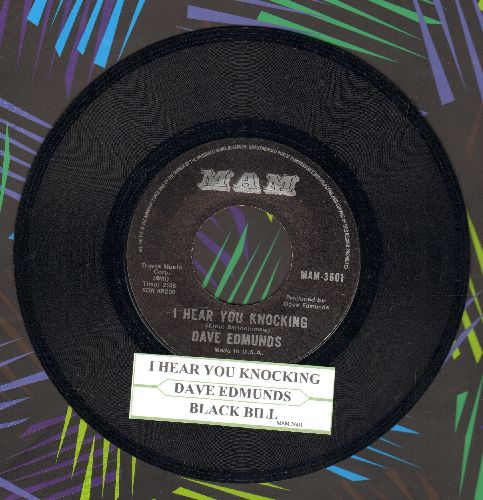Edmunds, Dave - I Hear You Knocking/Black Bill (with juke box label) - NM9/ - 45 rpm Records