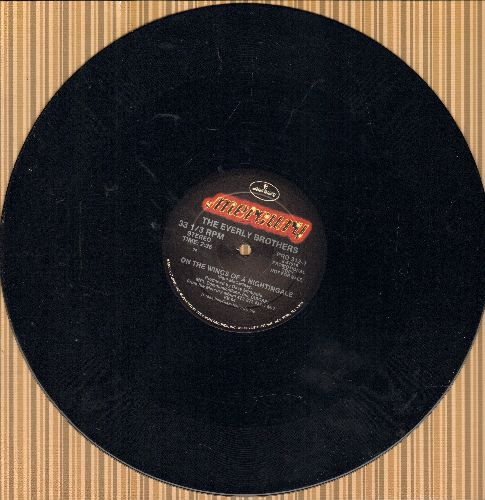 Everly Brothers - On The Wings Of A Nightingale (double-A-sided 12 inch Maxi Single) - NM9/ - Maxi Singles