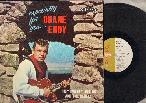 Eddy, Duane - Especially For You: Peter Gunn, Along Came Linda, Tuxedo Junction, Along The Navajo Trail, Just Because, Yep (Vinyl MONO LP record) - EX8/EX8 - LP Records