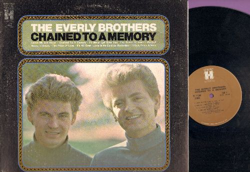 Everly Brothers - Chained To A Memory: It Only Costs A Dime, The Price Of Love, Leave My Girl Alone (Vinyl STEREO LP record, re-issue of vintage recordings) - NM9/VG7 - LP Records