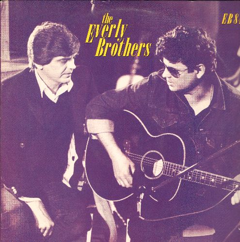 Everly Brothers - EB 84: Lay Lady Lay, The Story Of Me, Following The Sun, You Make It Seem So Easy (Vinyl STEREO LP record) - NM9/EX8 - LP Records