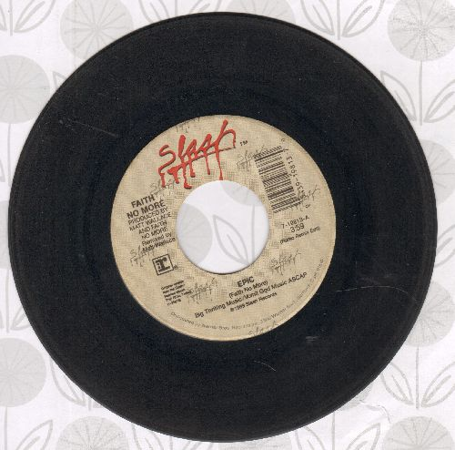 Flip Cartridge - Isn't That A Dainty Dish/Please Somebody Kick Me (DJ advance pressing with company sleeve) - EX8/ - 45 rpm Records