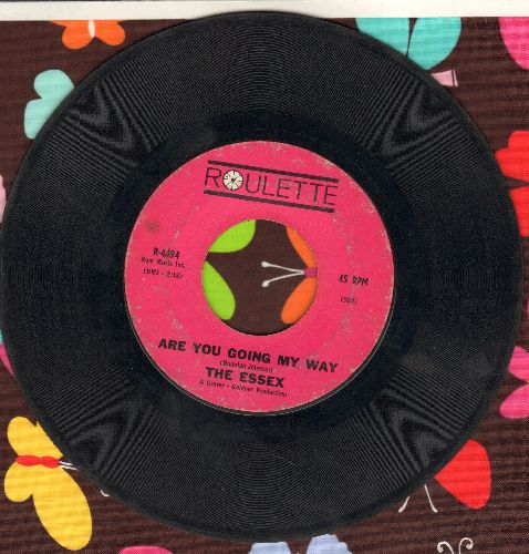 Essex - Easier Said Than Done/Are You Going My Way (BEAUTIFUL Overlooked flip-side!)(wol, sol) - G5/ - 45 rpm Records