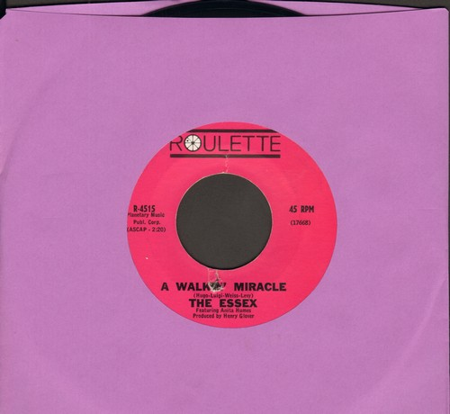 Essex - A Walking Miracle/What I Don't Know Won't Hurt Me (bb) - EX8/ - 45 rpm Records