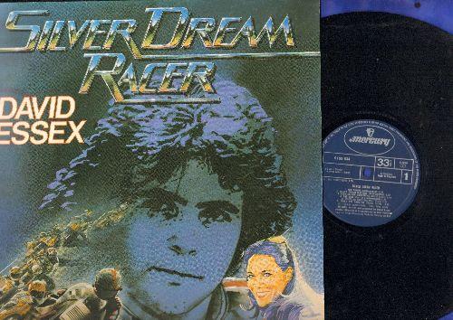 Essex, David - Silver Dream Racer - Original Motion Picture Soundtrack (vinyl STEREO LP record, British Pressing) - NM9/NM9 - LP Records