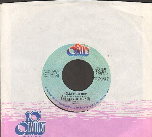 Eleventh Hour - Hollywood Hot/Hollywood Hotter (with company sleeve) - VG7/ - 45 rpm Records