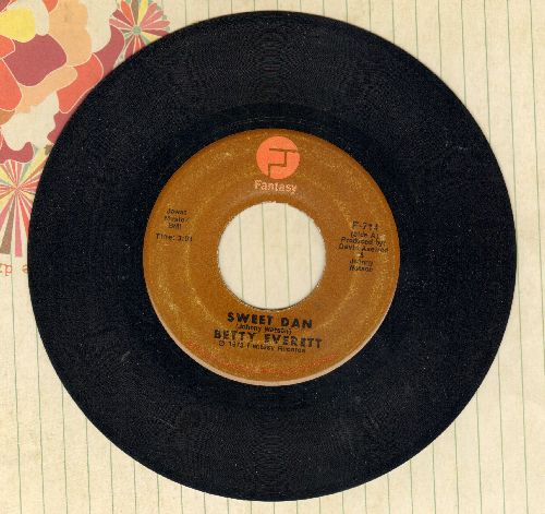 Everett, Betty - Sweet Dan/Who Will Your Next Fool Be - EX8/ - 45 rpm Records