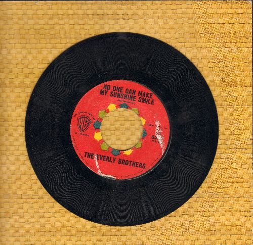 Everly Brothers - No One Can Make My Sunshine Smile/Don't Ask Me To Be Friends  - VG7/ - 45 rpm Records