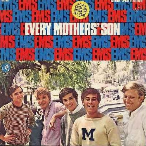 Every Mothers' Son - Every Mothers' Son: Come On Down To My Boat, Ain't It A Drag, Come On Queenie, What Became Of Mary, Allison Dozer (vinyl STEREO LP record, gate-fold cover) - NM9/NM9 - LP Records