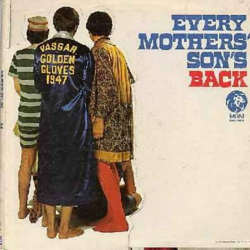 Every Mother's Son - Every Mothers' Son's Back: I'd Rather Be Right Than Wrong, Pony With The Golden Mane, The Proper Four Leaf Clover, Lary's Birthday Party (Vinyl LP record, DJ copy) - M10/EX8 - LP Records