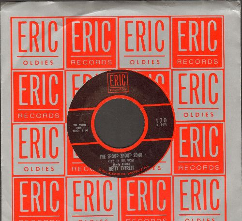 Everett, Betty - The Shoop Shoop Song (It's In His Kiss)/You're No Good (double-hit re-issue with Eric company sleeve) - NM9/ - 45 rpm Records