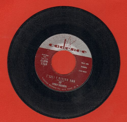 Everly Brothers - Til I Kissed You/Oh What A Feeling  - EX8/ - 45 rpm Records