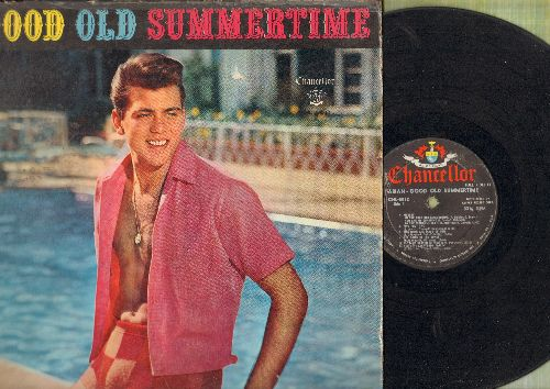 Fabian - Good Old Summertime: Five Foot Two, Memories Are Made Of This, My Blue Heaven, Ain't She Sweet (Vinyl MONO LP record) - VG7/VG6 - LP Records