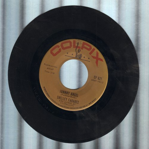 Fabares, Shelley - Johnny Angel/Where's It Gonna Get Me  - EX8/ - 45 rpm Records