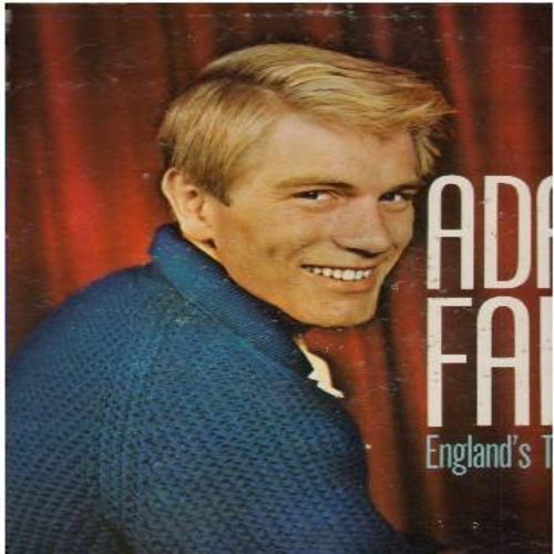 Faith, Adam - Adam Faith - England's Top Singer!: A Girl Like You, So many Ways, Singin' In The Rain, I'm A Man, Diamond Ring (Vinyl MONO LP record) - NM9/EX8 - LP Records