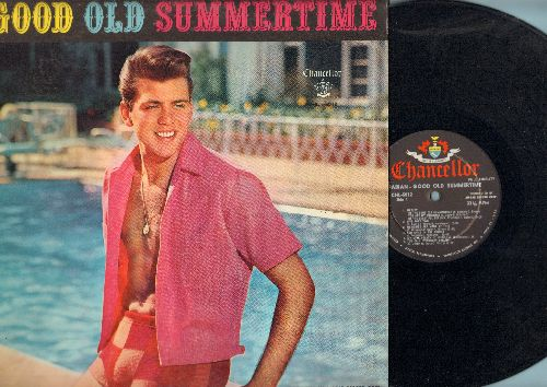 Fabian - Good Old Summertime: My Blue Heaven, Memories Are Made Of This, Ain't She Sweet, I Can't Give You Anything But Love (Vinyl MONO LP record) - NM9/EX8 - LP Records