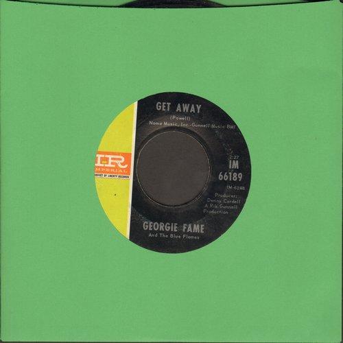 Fame, Georgie - Get Away/El Bandido - NM9/ - 45 rpm Records