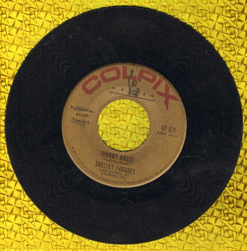 Fabares, Shelley - Johnny Angel/Where's It Gonna Get Me  - VG6/ - 45 rpm Records