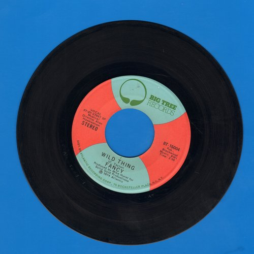 Fancy - Wild Thing/Fancy - EX8/ - 45 rpm Records