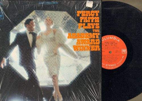 Faith, Percy & His Orchestra - Academy Award Winner: Georgy Girl, Born Free, This Is My Song, Alfie, A Man And A Woman, Somewhere My Love (Vinyl LP record) - NM9/NM9 - LP Records