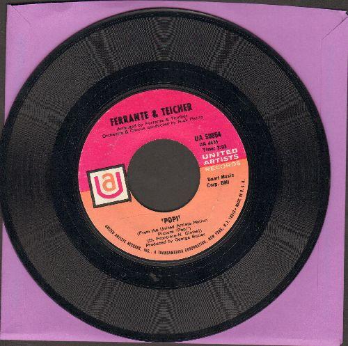 Ferrante & Teicher - Popi/Midnight Cowboy - VG7/ - 45 rpm Records