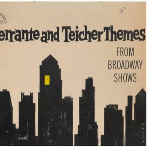 Ferrante & Teicher - Ferrante & Teicher Themes - From Broadway Shows: Everything's Coming Up Roses, Till There Was You, Together Wherever We Go, The Sound Of Music (Vinyl STEREO LP record) - EX8/EX8 - LP Records