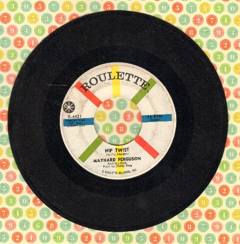 Ferguson, Maynard - Hip Twist/Maria (from -West Side Story-) - EX8/ - 45 rpm Records