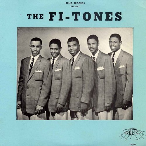 Fi-Tones - The Fi-Tones: It Wasn't A Lie, Lots And Lots Of Loving, I Call To You, Delores, Minnie, Silly & Sappy, Peddler Of Dreams, Foolish Dreams (re-issue) - NM9/NM9 - LP Records