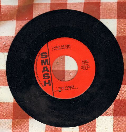 Fisher, Toni - Hold Me/Laugh Or Cry (bb) - VG7/ - 45 rpm Records