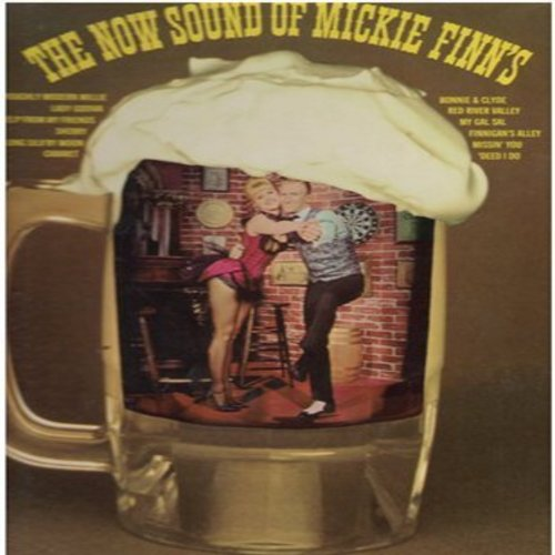 Finn, Mickie - The Now Sound Of Mickie Finn's: Cabaret, Bonnie & Clyde, Thoroughly Modern Millie, Sherry, Lady Godiva (Vinyl STEREO LP record) - M10/EX8 - LP Records