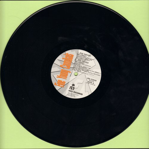 Fine Young Canibals - She Drives Me Crazy (12 inch vinyl Maxi Single featuring 4 different Extended Dance Club Versions) - NM9/ - 45 rpm Records