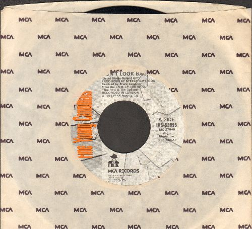 Fine Young Canibals - Don't Look Back/As Hard As It Is (with MCA company sleeve) - EX8/ - 45 rpm Records