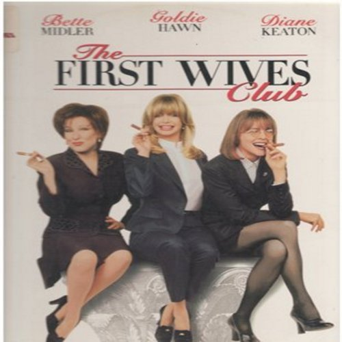 First Wives Club - First Wives Club - LASERDISC Widescreen Edition of the Classic Comedy -  This is a LASERDISC, NOT ANY OTHER KIND OF MEDIA! - NM9/VG7 - LaserDiscs