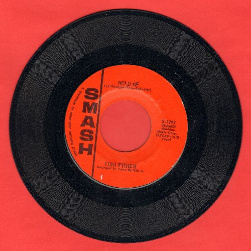 Fisher, Toni - Hold Me/Laugh Or Cry  - NM9/ - 45 rpm Records