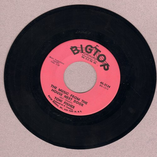 Fisher, Toni - The Music From The House Next Door/Quickly My Love - NM9/ - 45 rpm Records