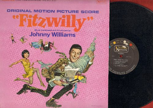 Fitzwilly - Fitzwilly - Original Motion Picture Score, Music composed and conducted by Johnny Williams (Vinyl STEREO LP record) - NM9/EX8 - LP Records
