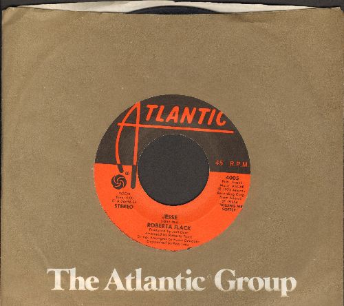 Flack, Roberta - Jesse/No Tears (In The End) - EX8/ - 45 rpm Records