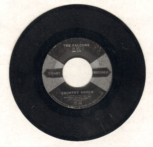 Falcons - You're Mine/Country Shack (with juke box label) - VG7/ - 45 rpm Records