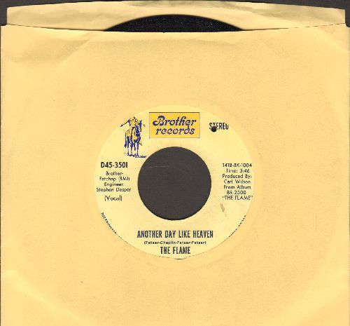 Flame - Another Day In Heaven/I'm So Happy (bb) - NM9/ - 45 rpm Records