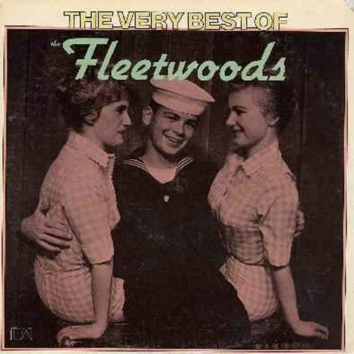Fleetwoods - The Very Best Of The Fleetwoods: Come Softly To Me, Mr. Blue, We Belong Together, Tragedy, Goodnight My Love, Run Around (1975 Silver Starlight Series Issue - vinyl LP record) - NM9/VG7 - LP Records