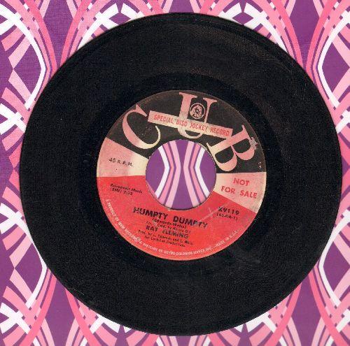 Fleming, Ray - Humpty Dumpty/I'm Glad I Have You (DJ advance pressing) - EX8/ - 45 rpm Records