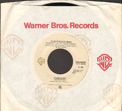Fleetwood Mac - Fireflies/Over My Head (with Warner Brothers company sleeve) - EX8/ - 45 rpm Records