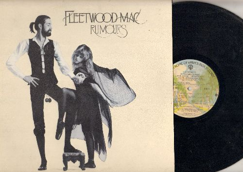 Fleetwood Mac - Rumors: Don't Stop, Songbird, Dreams, You Make Loving Fun (vinyl STEREO LP record) - NM9/EX8 - LP Records