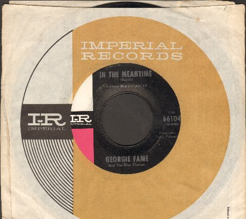 Fame, Georgie - In The Meantime/Let The Sunshine In (with vintage Imperial company sleeve) - NM9/ - 45 rpm Records