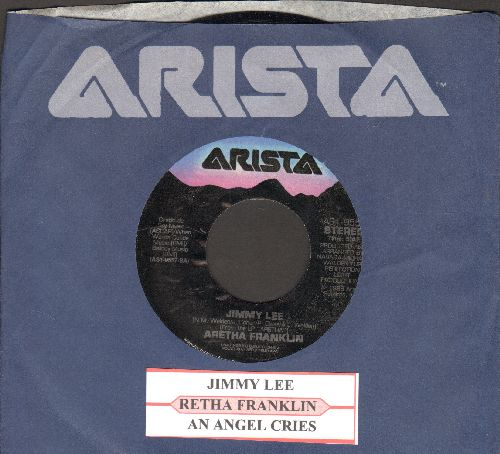 Franklin, Aretha - Jimmy Lee/If You Need My Love Tonight (with company sleeve and juke box label) - NM9/ - 45 rpm Records