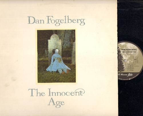 Fogelberg, Dan - The Innocent Age: In The Passage, The Lion's Share, Only The Heart May Know (Duet with Emmylou Harris) (2 vinyl LP records I gate-fold cover, DJ advance pressing) - NM9/EX8 - LP Records