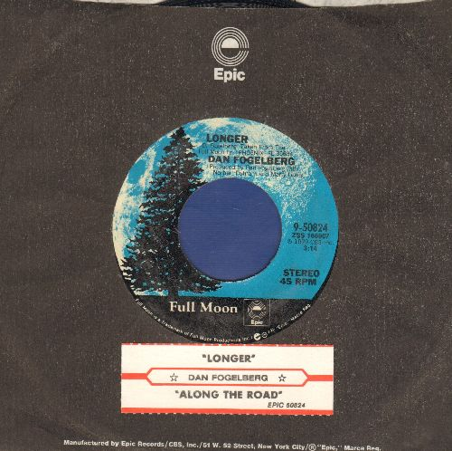 Fogelberg, Dan - The Language Of Love/Windows And Walls (with juke box label and company sleeve) - NM9/ - 45 rpm Records